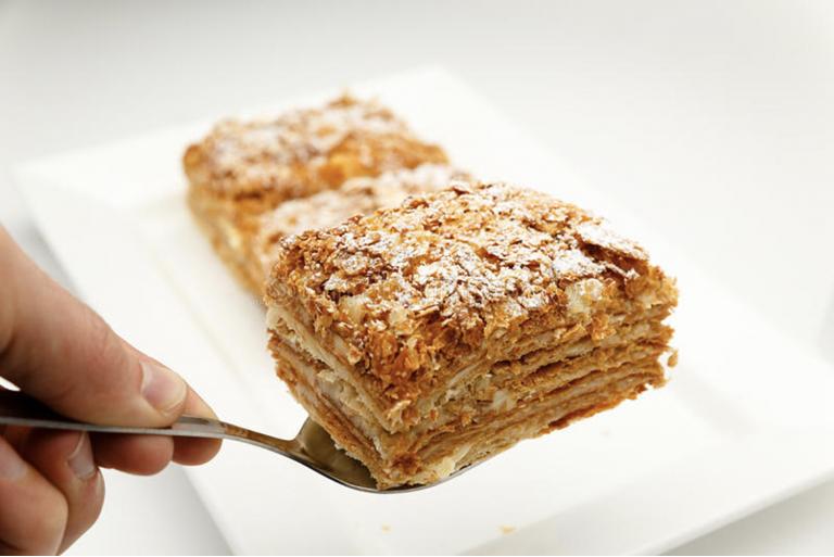 Κέτο Μιλφέιγ – Μια γαλλική συνταγή αλά ελληνικά!