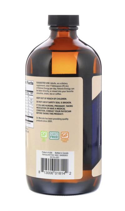 MCT Oil 3